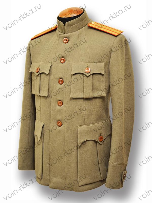 Френч офицера Русской Императорской Армии английского образца (копия)