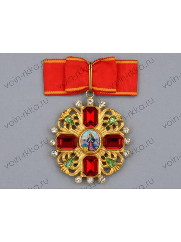 Знак ордена Св. Анны XVIII век (копия)