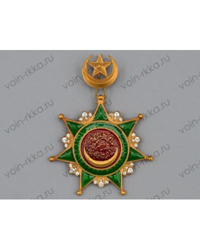 Знак ордена Османие Nishani Osmani (копия)