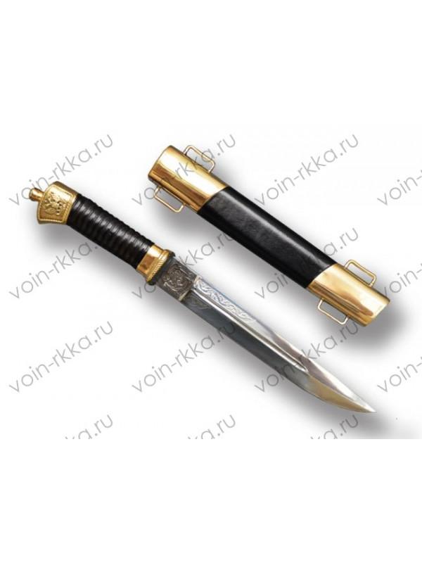Нож казачий пластунский Наградной