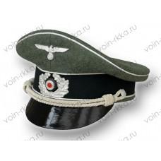 Фуражка офицера пехоты обр.1933-45гг. Германия (копия)