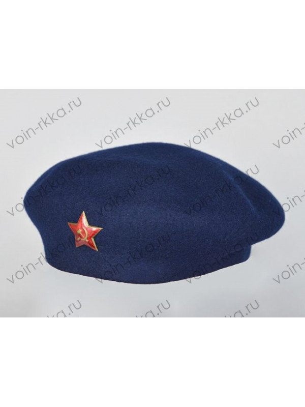 Берет суконный для военнослужащих женщин РККА (оригинал)