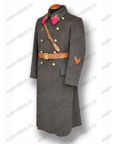 Шинель комначсостава РККА, обр.1941г. (копия)
